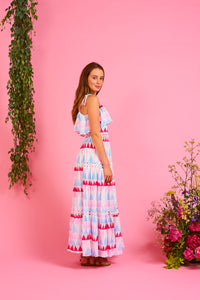 Place Nationale Le Ghesa Maxi Dress