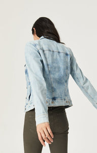 Jean Jacket - Perfectly Distressed