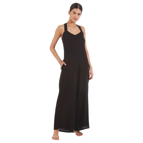 Mikoh Light Black Jumpsuit