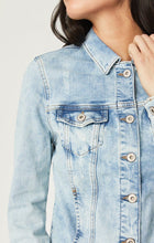 Load image into Gallery viewer, Jean Jacket - Perfectly Distressed