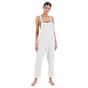 Mikoh White Light Overalls