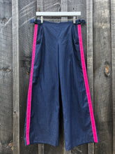 Load image into Gallery viewer, REMY Tuxedo Stripe Sailor Pants