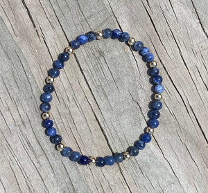 eNewton 4mm Sincerity Sodalite