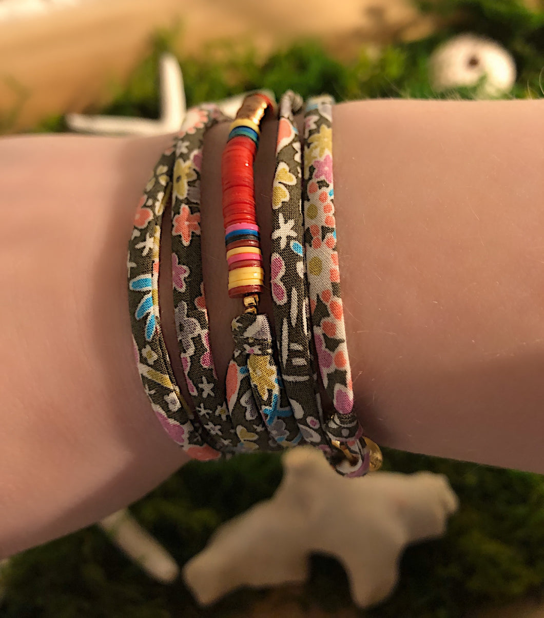 All The Must Wrap Bracelet