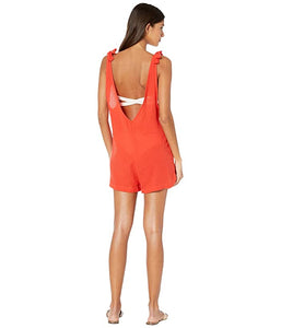 Mikoh Red Light Romper