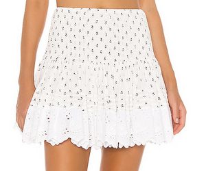 Place Nationale La Libere Blossom skirt