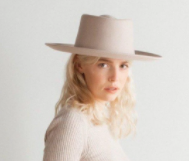 Load image into Gallery viewer, Wool Felt Hat - Ginger Gambler