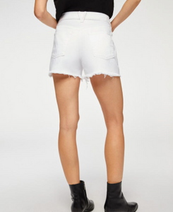 7 for All Mankind - Monroe White shorts