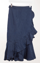 Load image into Gallery viewer, Le Bas Jupe (the ruffle skirt)