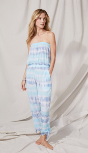 Cool Change Maya Jumpsuit Tie Dye