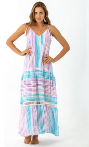 Bindu Angelica Maxi Dress