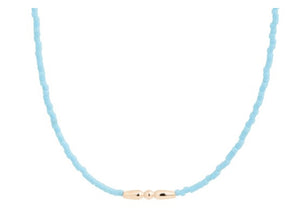 "eNewton 15"" Beaded Hope Choker"