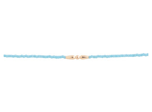 "eNewton 15"" turquoise bead Hope Choker- Angelic"