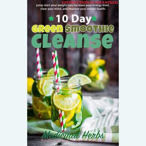 Green Smoothie Cleanse - EBOOKS