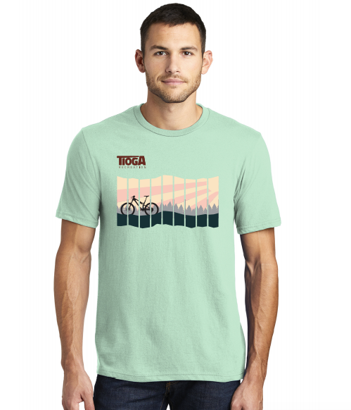 Tioga Trail Tee - Mint