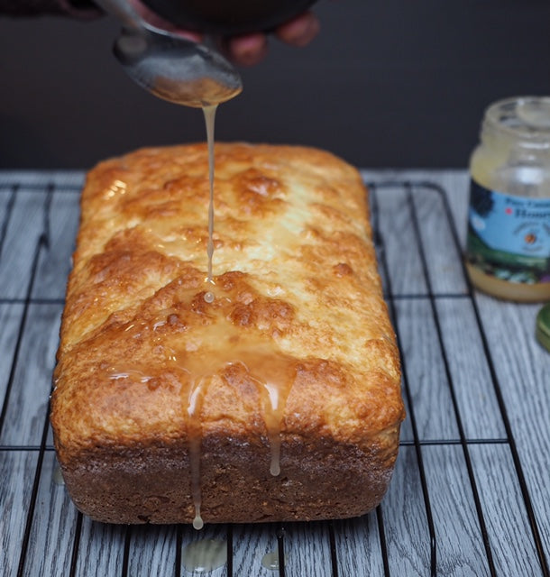 Honey Lemon Loaf