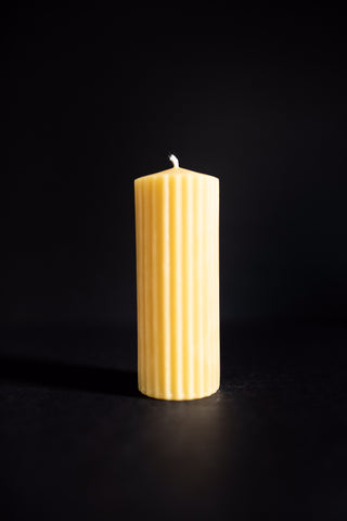 "Fluted Pillar 5"" Small"