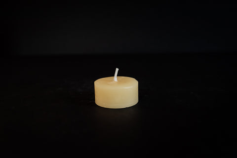 Tealight without cup - 50count