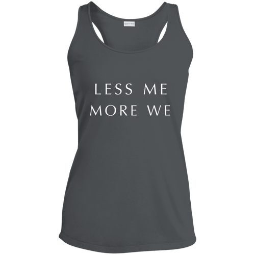 Less Me More We: Moisture Wicking