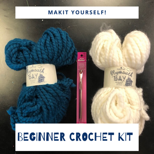 Learn to Crochet with Your Hands