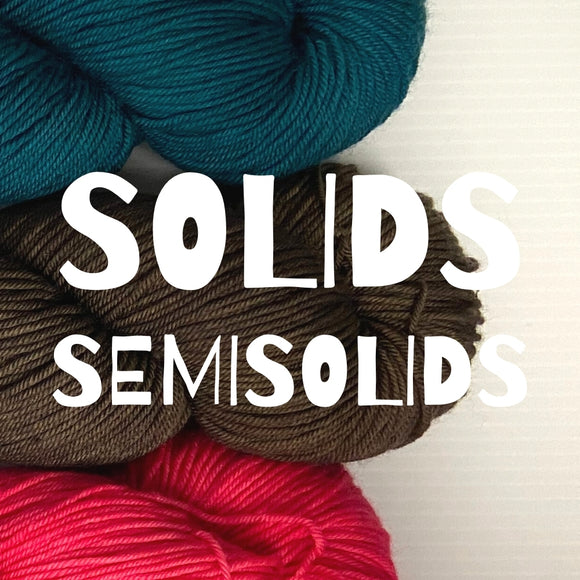 Solids / Semi-Solids