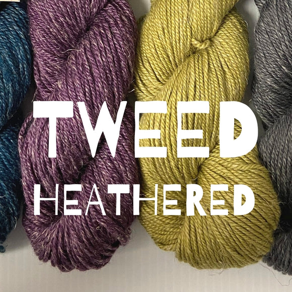 Heathered / Tweed