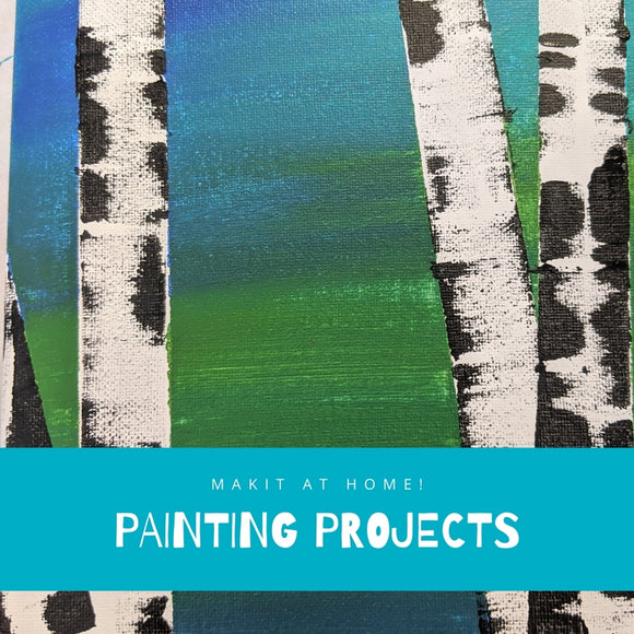 Makit at Home Projects - Painting