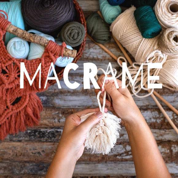 Shop all Macrame