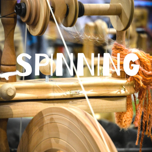 Notions for Spinning