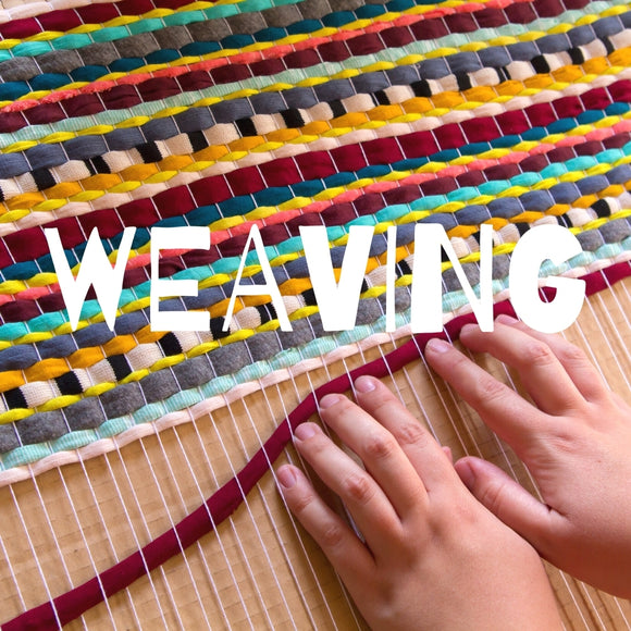 Notions for Weaving