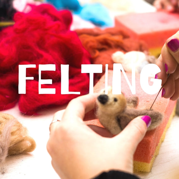 Notions for Felting