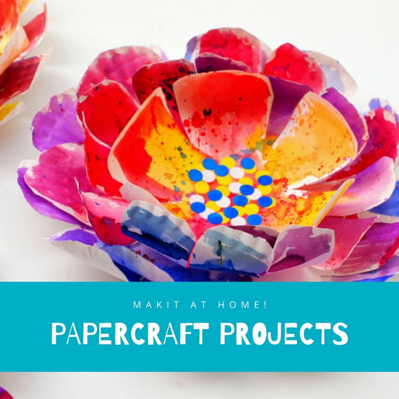 Makit at Home Projects - Papercraft