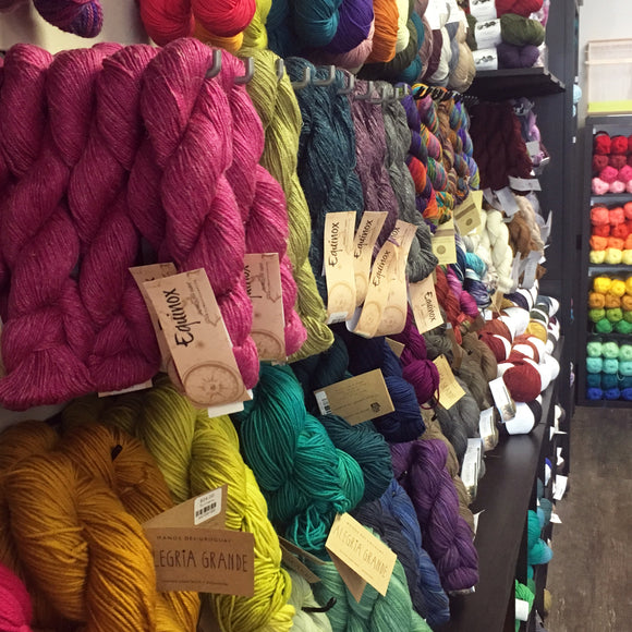 Shop our Yarns