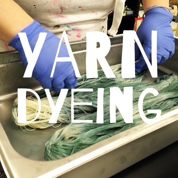 Shop all Yarn Dyeing