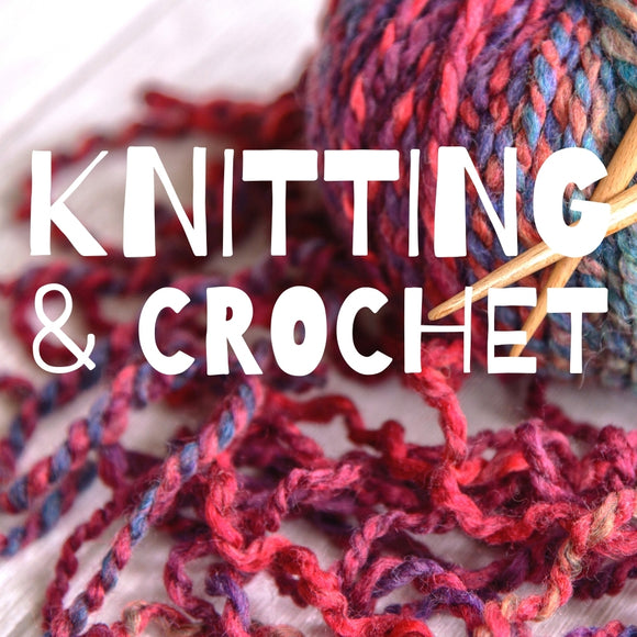 Shop all Knitting & Crochet