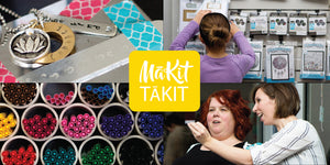 Makit Takit Craft Studio in Lincoln
