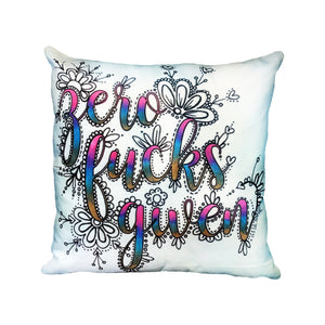 **Adults Only** Color Your Own Pillow Cover Kit