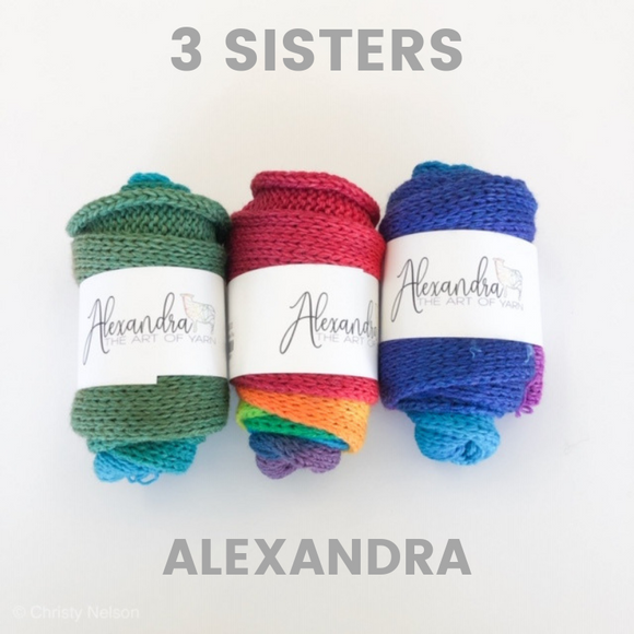 3 Sisters: Double Knit Sister