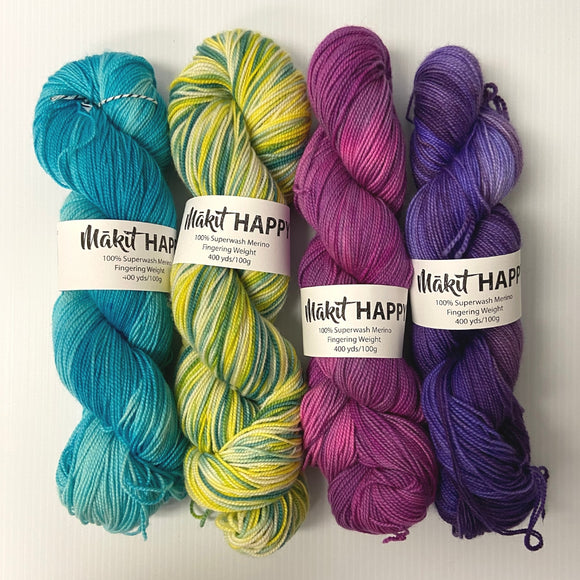 Makit Happy - 2 Ply Fingering Weight