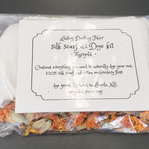 Silk Scarf D.I.Dye Kit