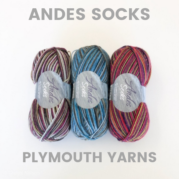 Andes Sock