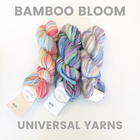 Bamboo Bloom Hand Paints