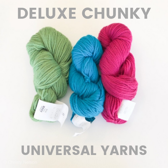 Deluxe Chunky