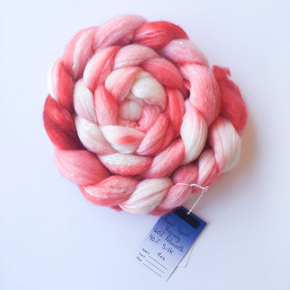 Melting Pot - 60 Polwarth/40 Silk