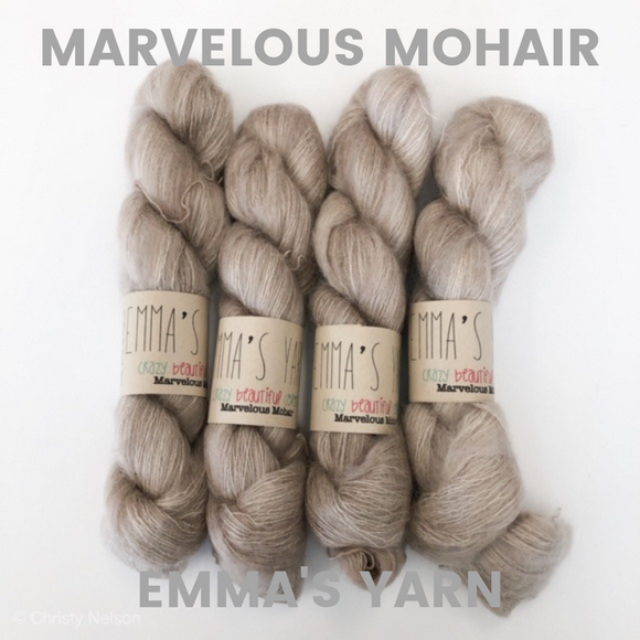 Marvelous Mohair Emma's Yarn