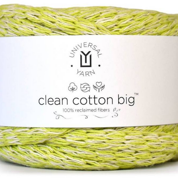 Clean Cotton Big
