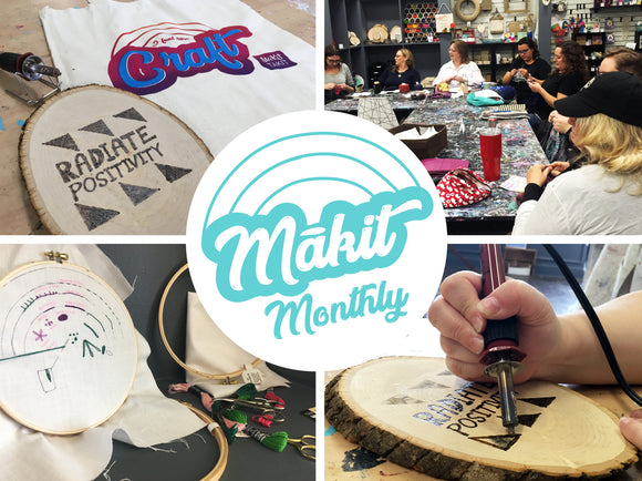 Makit Monthly (Adults)
