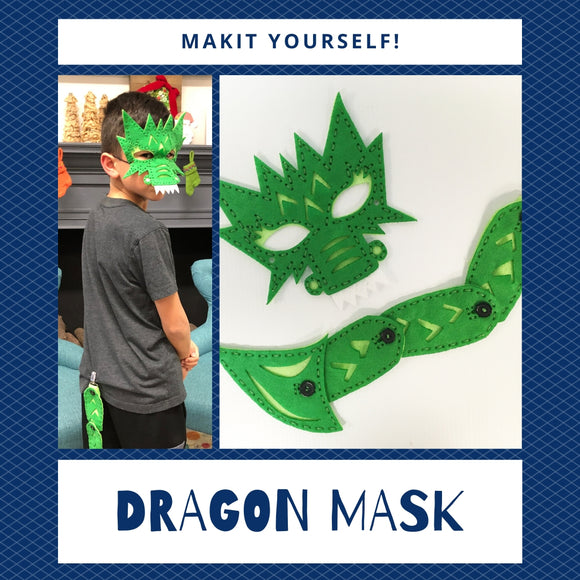 Dragon Makit at Home Kit