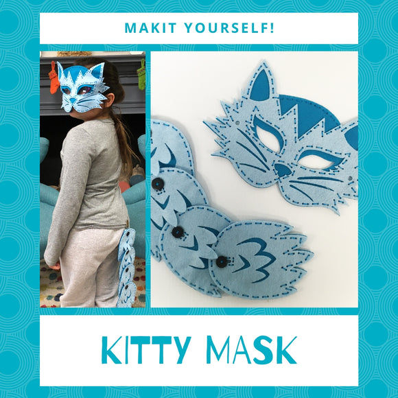 Kitty Mask Makit at Home Kit
