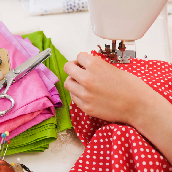 Individual Sewing Instruction